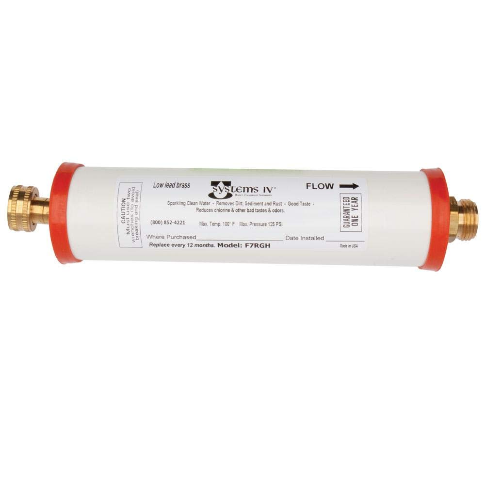 Systems Iv Exterior Rv Water Filter
