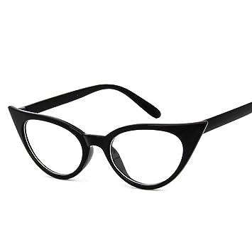 ZRTYJ Moda Mujer Ojo De Gato Marca Diseñador Gafas De Sol ...