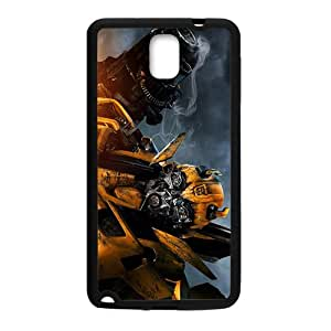 Personalized Bumblebee Transformers Custom Black Phone Case For Samsung Galaxy Note3
