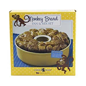 Nordic Ware Monkey Bread Pan with Mix, Garden, Lawn, Maintenance
