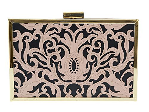 Clutch Box for Black HXLPB3 Nude Cavalli D96 Womens Roberto Ywx164qq