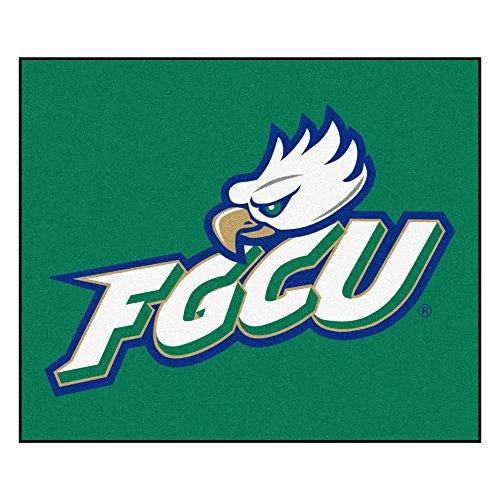 - FANMATS NCAA Florida Gulf Coast University Eagles Nylon Face Tailgater Rug