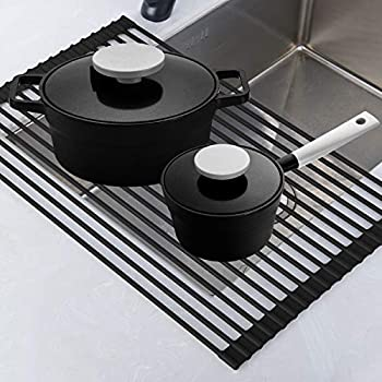 Amazon.com: Roll Up Rack, Collapsible Dish Drying Rack-In