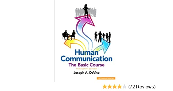 Amazon human communication the basic course plus new amazon human communication the basic course plus new mycommunicationlab with pearson etext access card package 13th edition 9780133814972 fandeluxe Gallery
