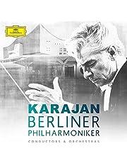 Herbert Von Karajan & Berliner Philharmoniker [8 CD]
