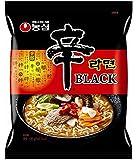 NongShim Shin Black Noodle Soup, Spicy, 20Pack (4.58 oz Each ) Fdlwd