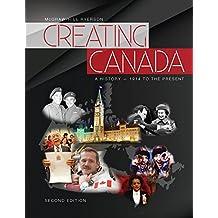 CREATING CANADA 2E SE