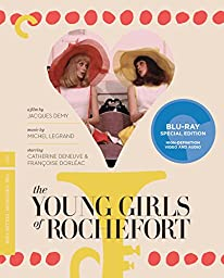 The Young Girls of Rochefort (The Criterion Collection) [Blu-ray]