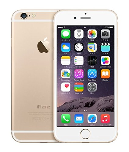 iPhone6 16GB(ゴールド)