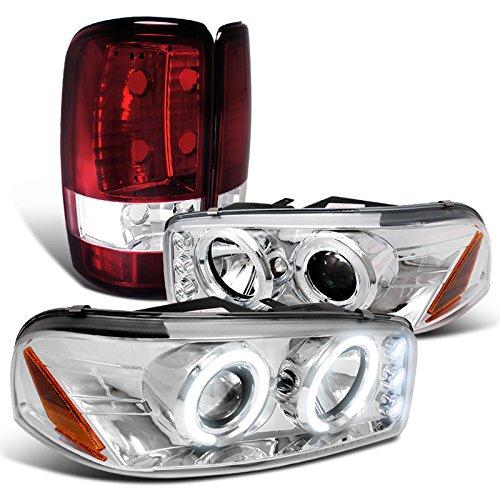 2002 yukon denali headlights - 9