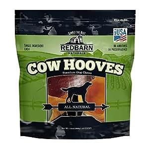 Redbarn Pet Products Redbarn Hooves, 10-Pack Bag