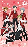 TV anime idolmaster SideM High X Joker also tightly cushion edge 450 X width 270 X thickness of 120 mm