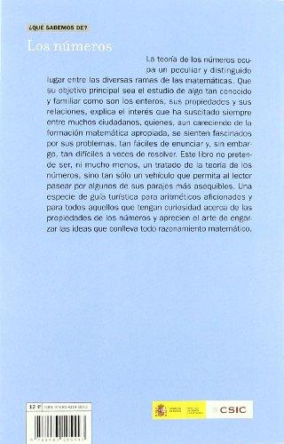 Descargar Libro Numeros,los Javier Cilleruelo