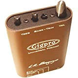 LR Baggs Beltclip Preamp with 3 band EQ
