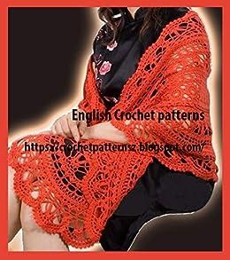 Amazon com: Crochet Patterns: Crochet Shawl 479/ How To