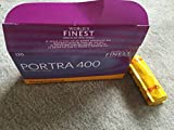 Kodak Portra 400 Color Negative Film ISO 400, 120 Size, U.S.A.