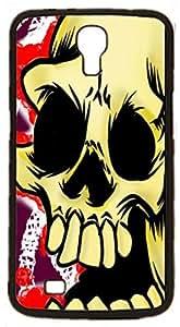 Skull Tattoo Partterned Hard Case for Samsung Galaxy Mega 6.3 I9200 I9205 ( Sugar Skull )