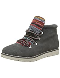 Skechers Women's BOBS Alpine - S'Mores Ankle Boot