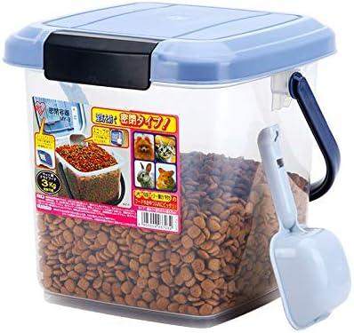 Almacenamiento Pet Food Storage Recipiente hermético, 6 Libras for ...