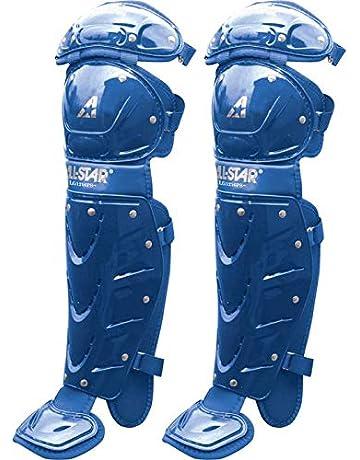 Amazon.com  Catcher Leg Guards - Protective Gear  Sports   Outdoors d5b628d74