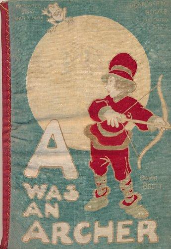 'A Was an Archer'. Dean's Rag Books No. 33