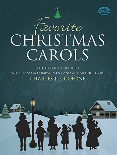 Favorite Christmas Carols (Dover Song Collections) (Childrens Christmas Carols And Songs)