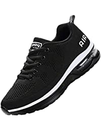 Womens Fashion Lightweight Tennis Walking Shoes Sport Air Fitness Gym Jogging Running Sneakers