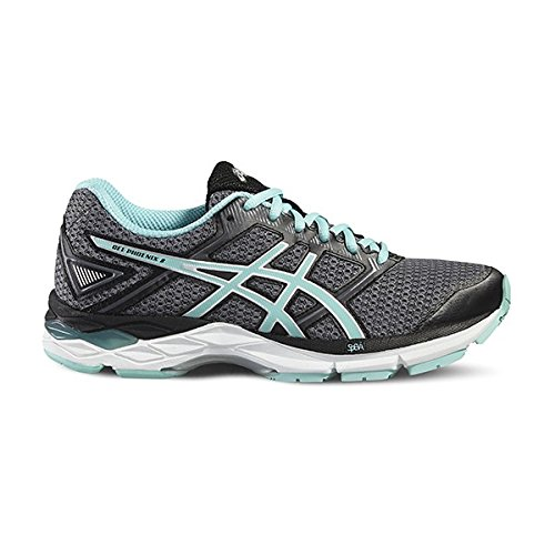 Asics T6f7n 0720, Zapatillas de Deporte Unisex Adulto Varios colores (Safety Yellow /         Pink Glow /         Black)