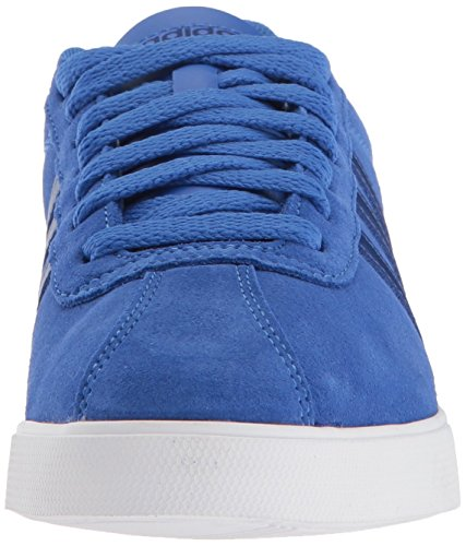 mystery Adidas Baskets Blue Ink res dark Daim Blue Courtset Hi qxnYUB