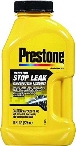 Prestone AS145 Radiator Sealer Stop Leak - 11 oz.