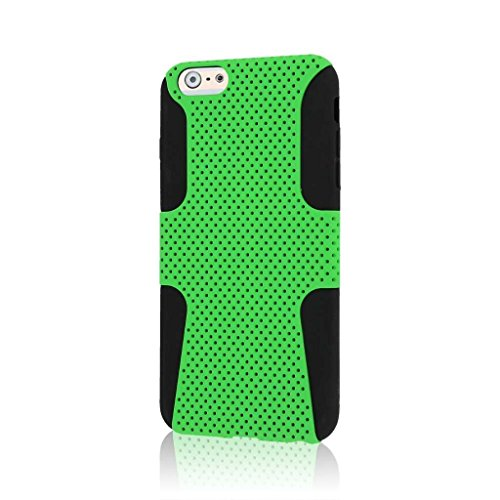 "MPERO FUSION M Series Schutz Case Tasche Hülle for Apple iPhone 6 Plus 5.5"" - Neon Grün"