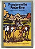 img - for Pronghorn on the Powder River book / textbook / text book