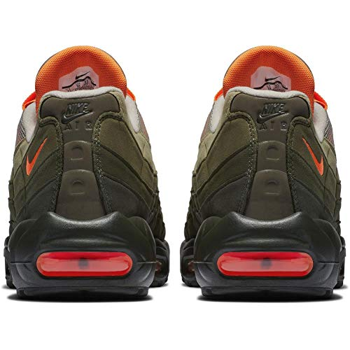 001 Olive string neutral Adulte Basses Sneakers total Max Air Multicolore 95 Orange Og Nike Mixte nHpfZ6q