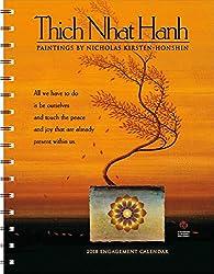Thich Nhat Hanh 2018 Engagement Datebook Calendar