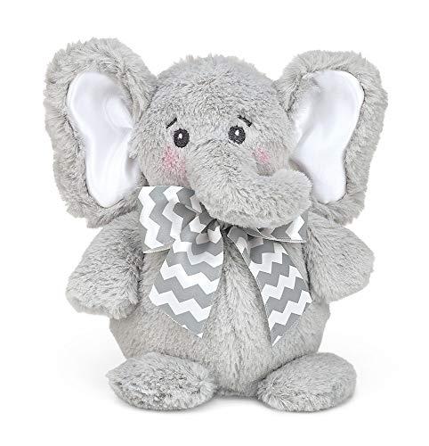 (Bearington Baby Tiny Plush Stuffed Animal Elephant 6