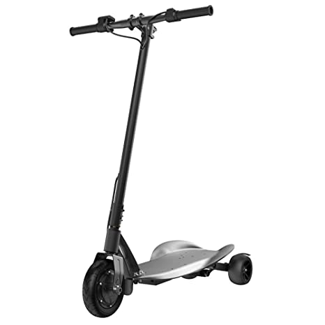 CYGGL Mini Scooter eléctrico Plegable portátil Triciclo ...