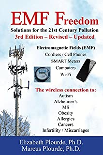 Book Cover: EMF Freedom - Solutions for the 21st Century Pollution - 3rd Edition