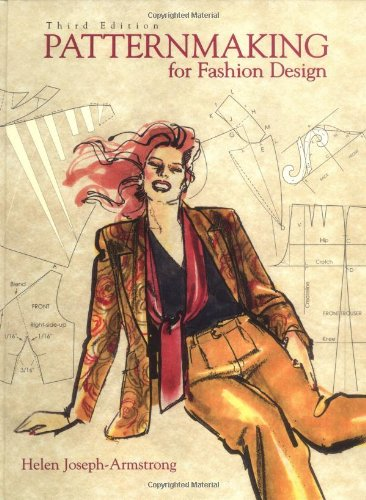 Patternmaking for Fashion Design (3rd (Quick Costumes At Home)