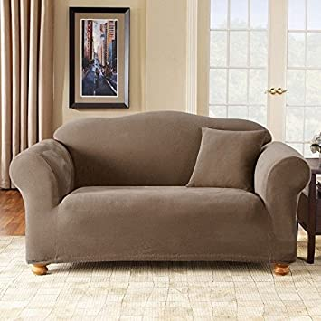 Lovely Amazon.com: Sure Fit Stretch Pique Sofa Slipcover: Home & Kitchen XY06