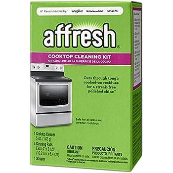 Amazon.com: Whirlpool – w10355051 Genuine Affresh Cooktop ...