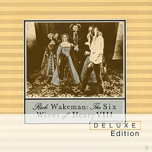 Six Wives of Henry VIII: Deluxe Edition by Imports - Six Wives Of Rick Wakeman
