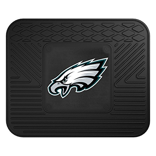 CC Sports Decor NFL Philadelphia Eagles Heavy Duty Rear Car Seat Utility Mat