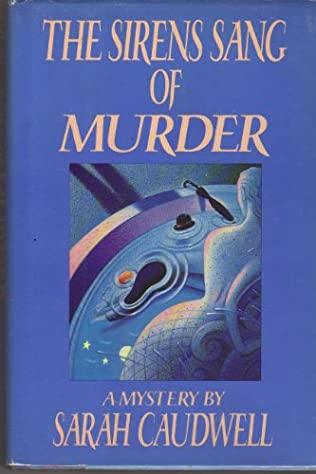book cover of The Sirens Sang Of Murder