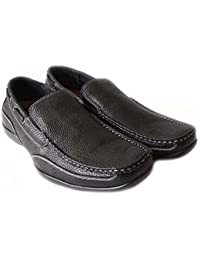 NEWDELLI Aldo Mens Loafers Driving Moccasin Comfort Slip On Flats Casual SHOES/M30168 Black