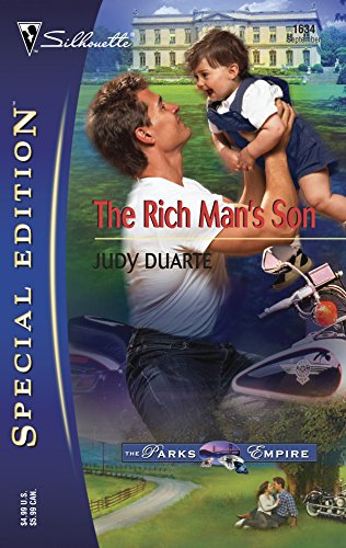 The Rich Man's Son: The Parks Empire (Silhouette Special Edition No. (Empire Silhouette)
