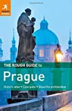 The Rough Guide to Prague by Rob Humphreys front cover
