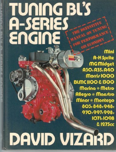 Tuning Bl's A-Series Engines (A Foulis motoring book)