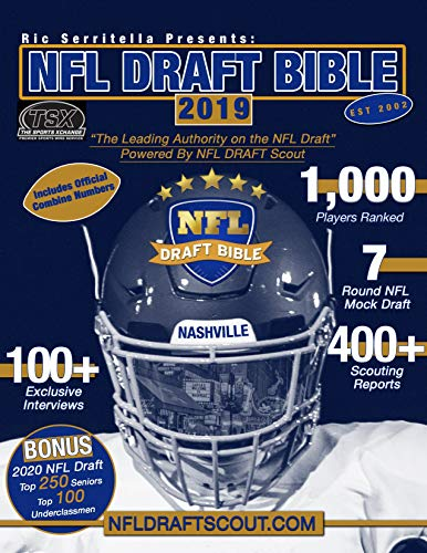 NFL Draft Bible 2019 por Ric Serritella
