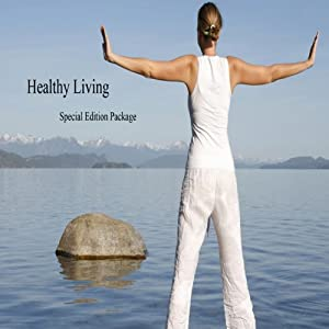 Healthy Living Hypnosis Special Edition Audio Package Speech