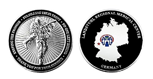 Center Challenge Coin - 4
